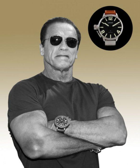 Arnold Schwarzenegger x U-Boat