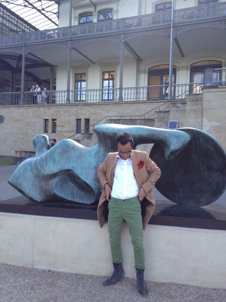Chronondo meets Henry Moore