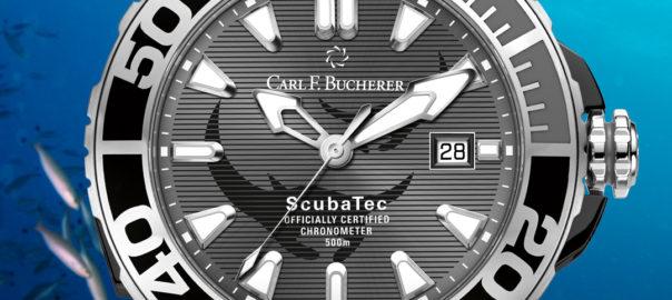 Carl F. Bucherer Patravi ScubaTec Manta Trust