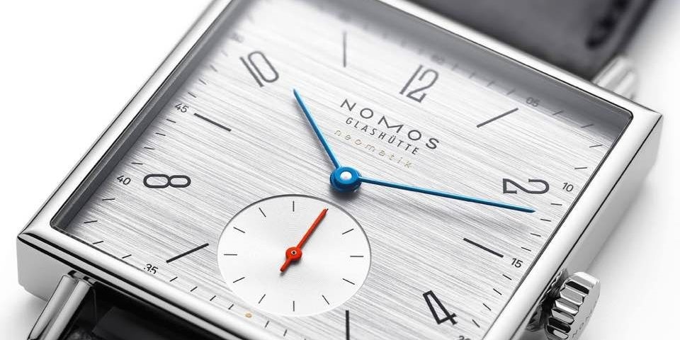Nomos At Work Neomatik Tetra