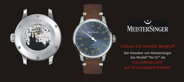 Meistersinger City Edition Köln