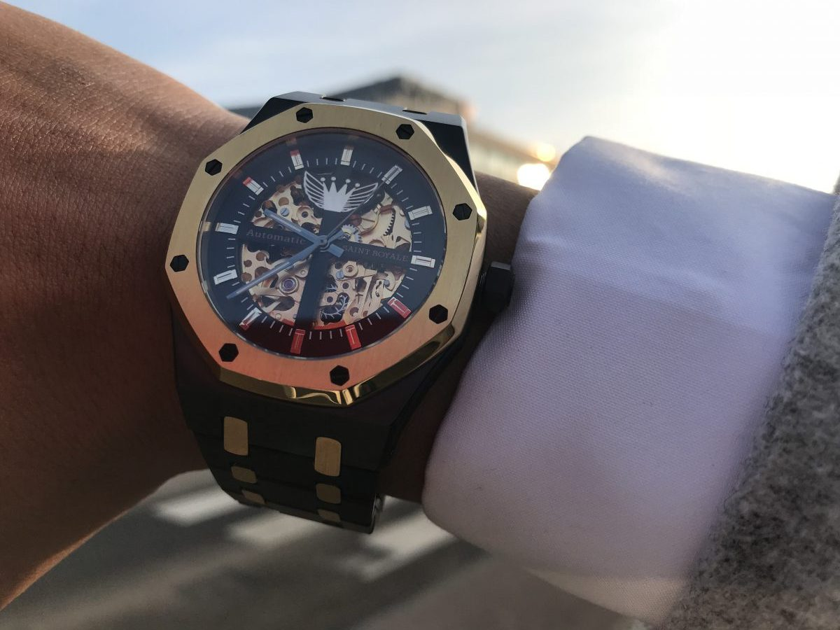 Watch of the day: Saint Royale