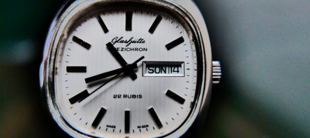 Die Uhr, mit der alles begann: Spezichron, Kal. 11-27