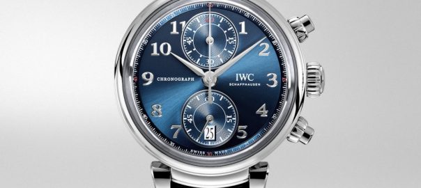 IWC Da Vinci Chronograph Edition Laureus Sports For Good Foundation (IW393402)