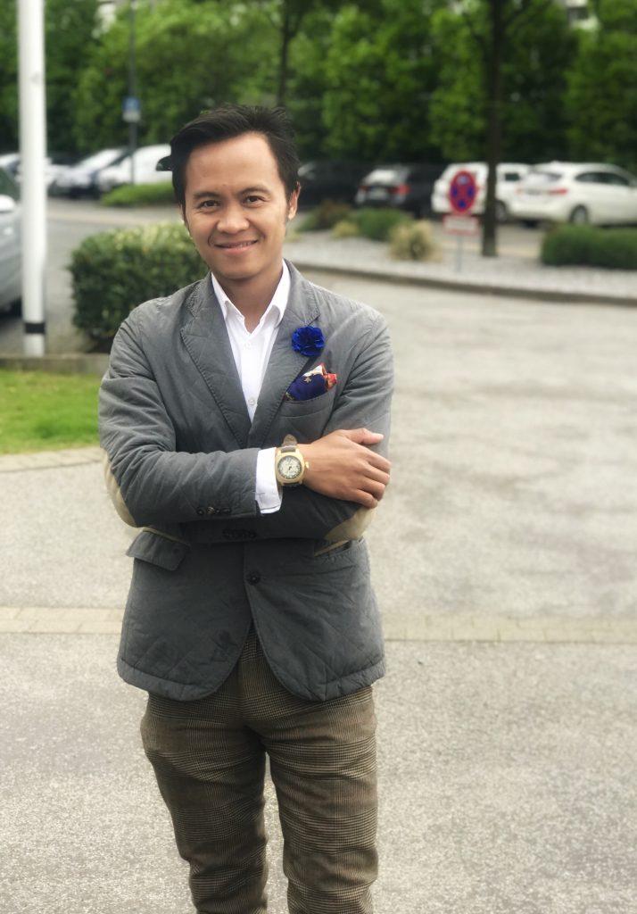 Tragbar zum Smart-Outfit