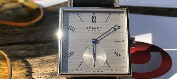 Nomos Tetra Neomatik 39 At Work