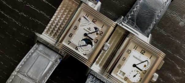 Battle of the day: Reverso GMT Duo vs. Reverso Grande Sun Moon