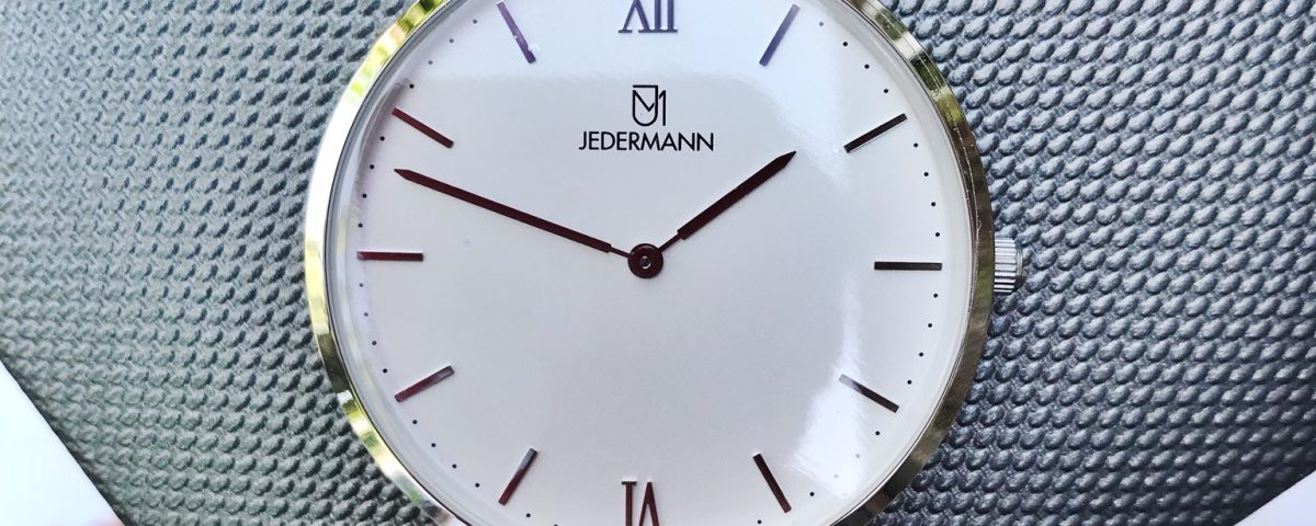 "Hands-On: Richard Jedermann ""Made in Austria"""