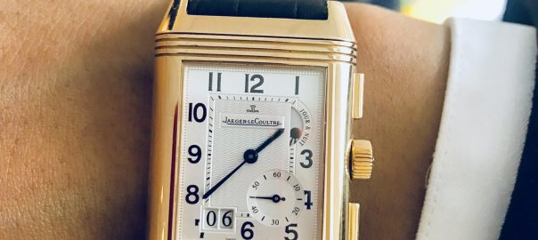 Watch Of The Day: Reverso Grande GMT Duo