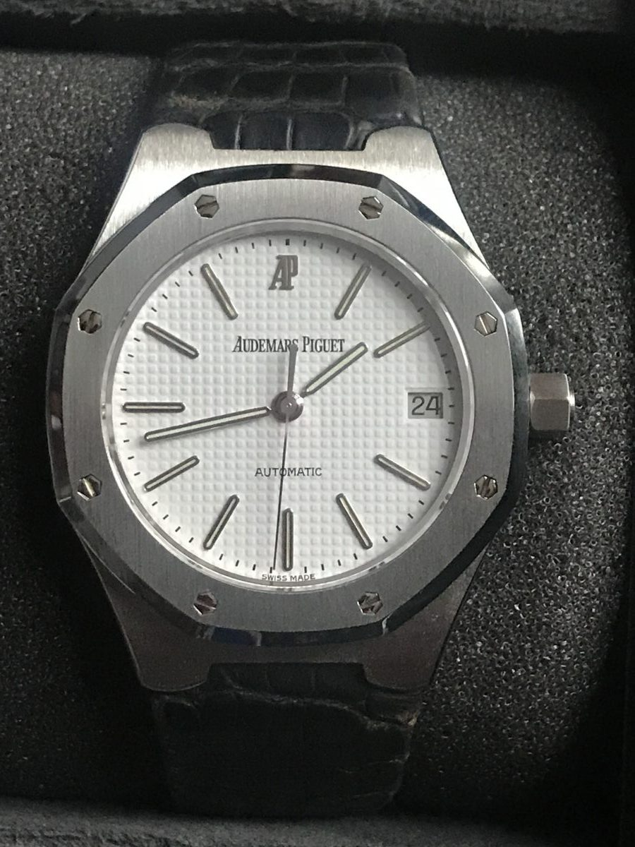 Watch of the day: Audemars Piguet Royal Oak 36 mm