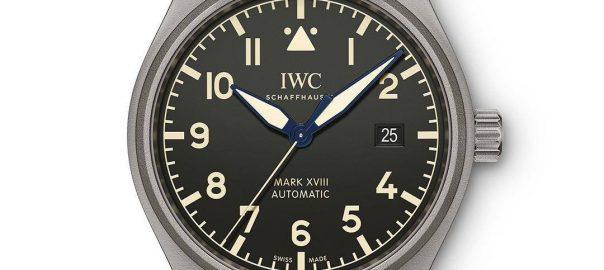 Bucket List: IWC Pilot Mark XVIII Heritage