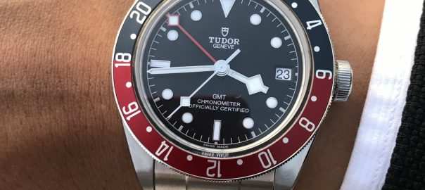 Tudor Heritage Black Bay GMT Date