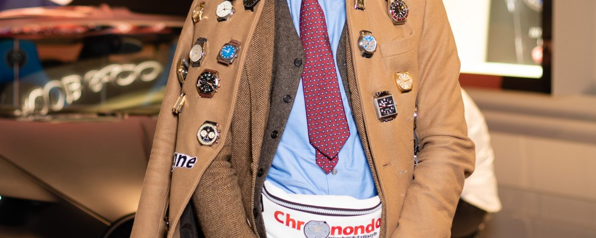 Chronondo was the trending topic of the Baselworld 2019