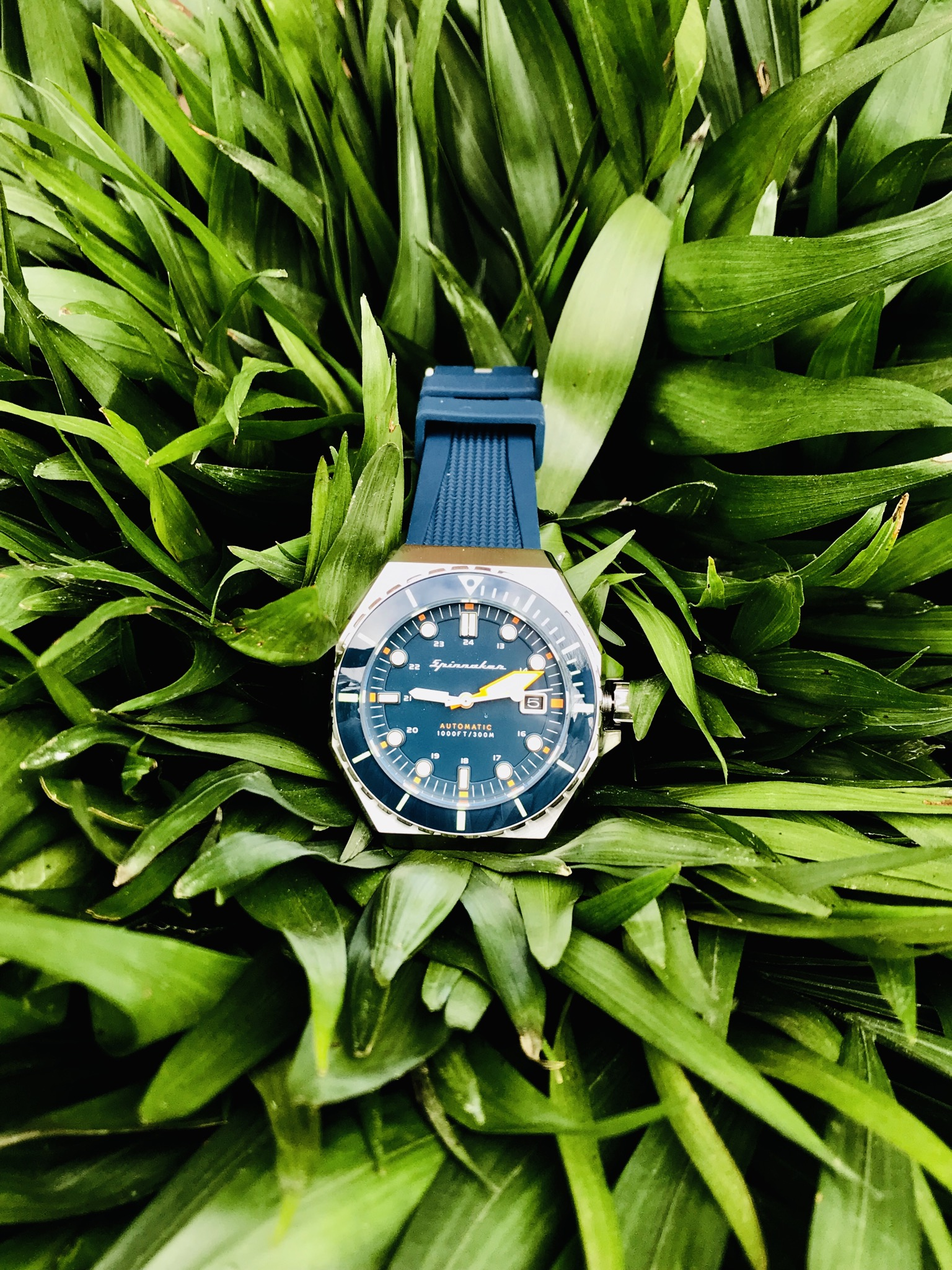 Watch Of The Day: Spinnaker DUMAS