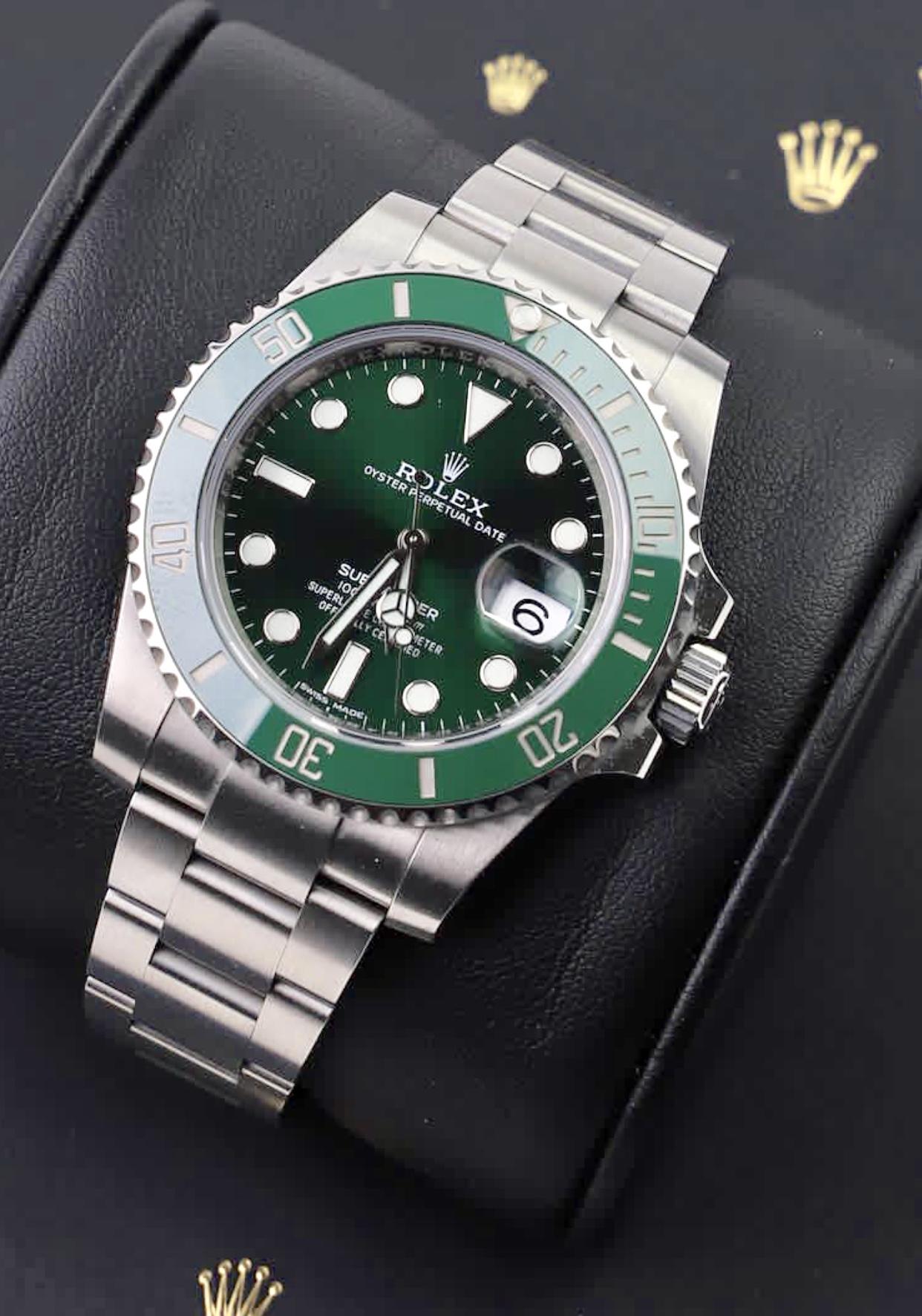 Must-Have: Rolex HULK