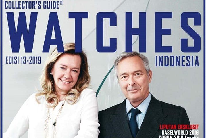 Collector's Guide Watches Indonesia features Chronondo