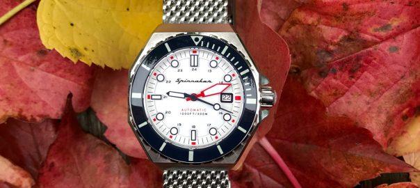 Spinnaker Dumas SP-5081: Muscular Dive Watch