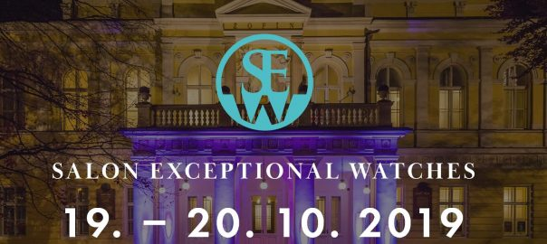 Salon Exceptional Watches Prague