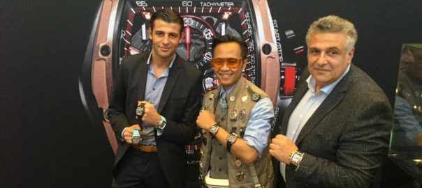 Impressions of The Watch Time Duesseldorf