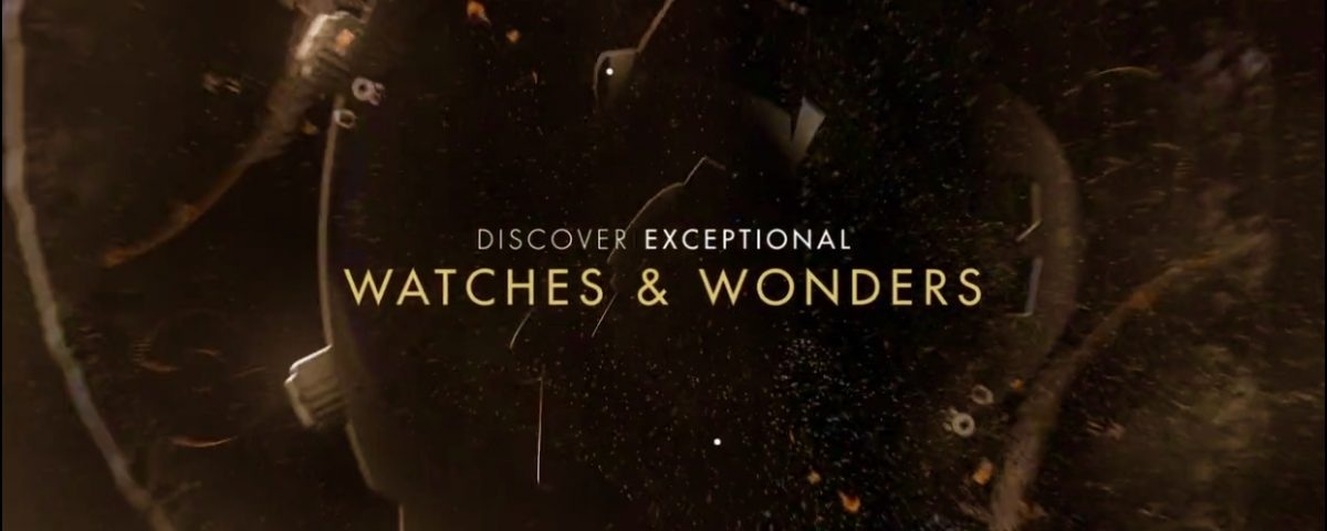 Watches and Wonders connects 30 luxury watch brands