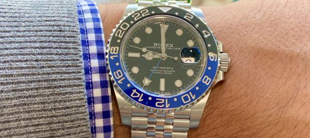 Rolex GMT Master II Batman for USD 50?