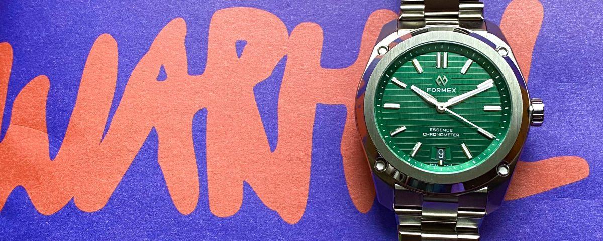 Formex Essence 39 Meets Andy Warhol