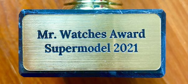 The Very First Mister Watches Awards 2021
